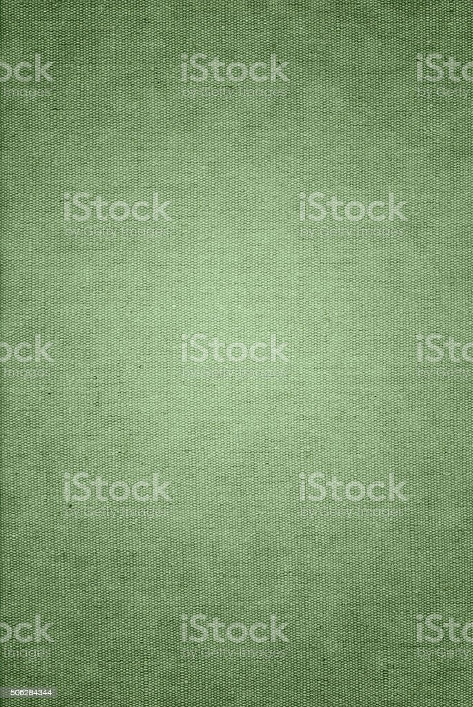 Green Burlap Background HQ stock photo