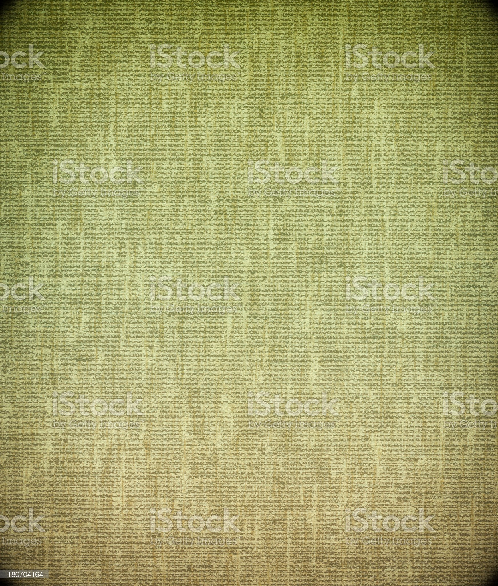 Green canvas background royalty-free stock photo