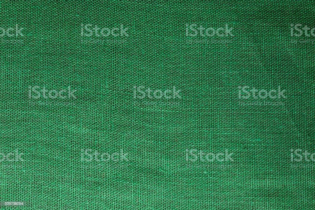Green Canvas stock photo