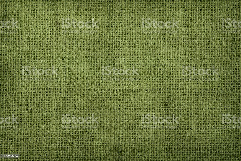 Green canvas weathered background royalty-free stock photo