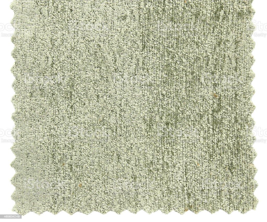 Green carpet samples texture royalty-free stock photo