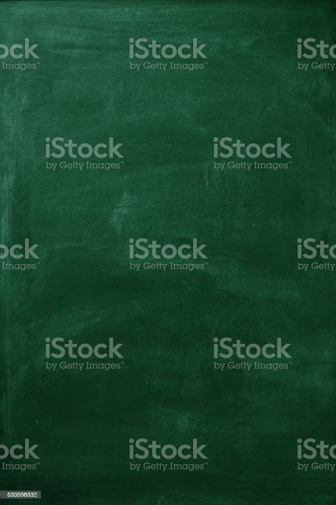 Green chalkboard stock photo