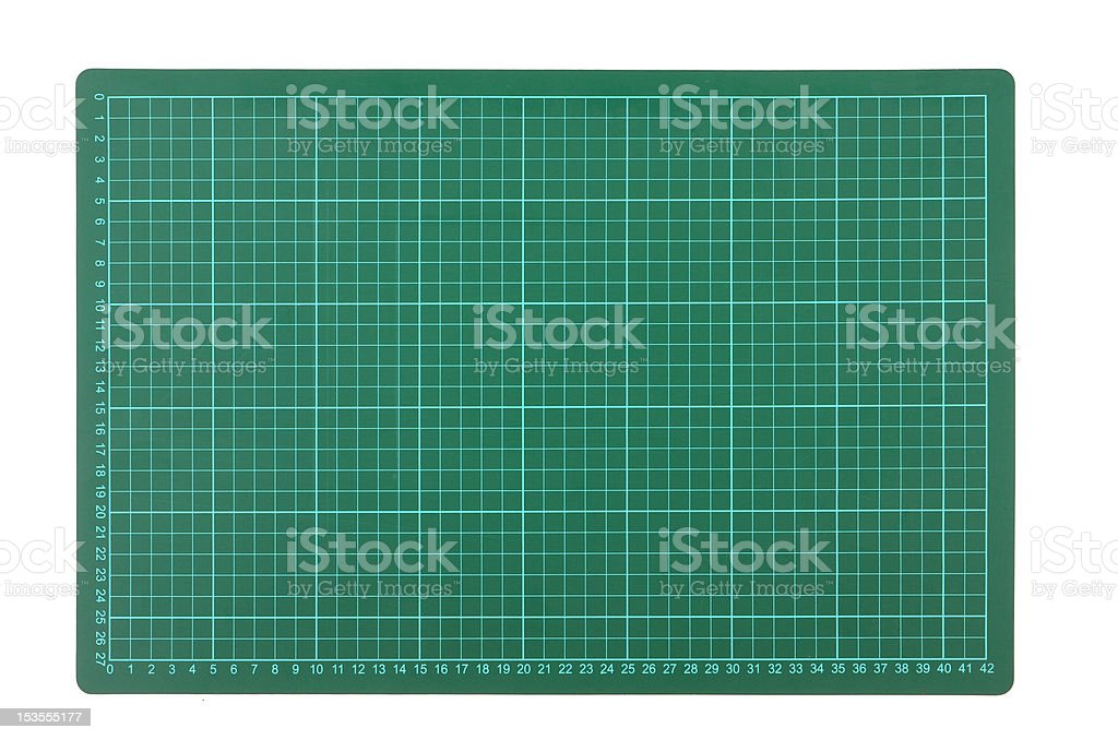 green checked background stock photo
