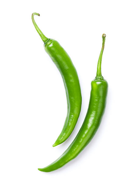Green Chili Pepper Pictures, Images and Stock Photos - iStock