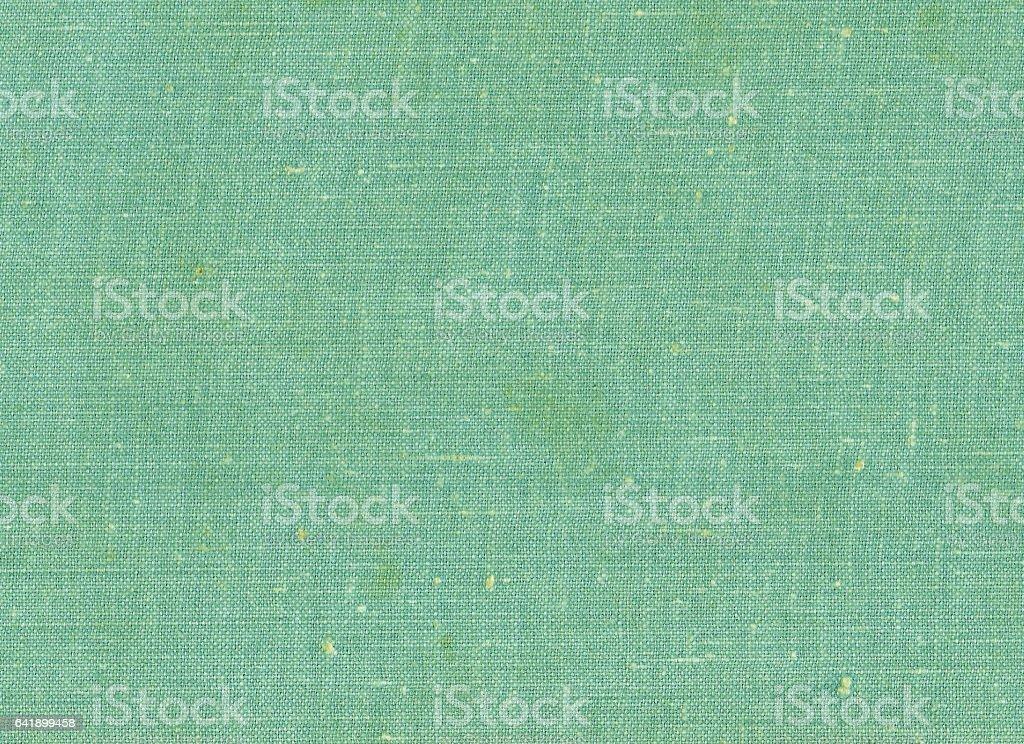 Green color textile cloth texture stock photo