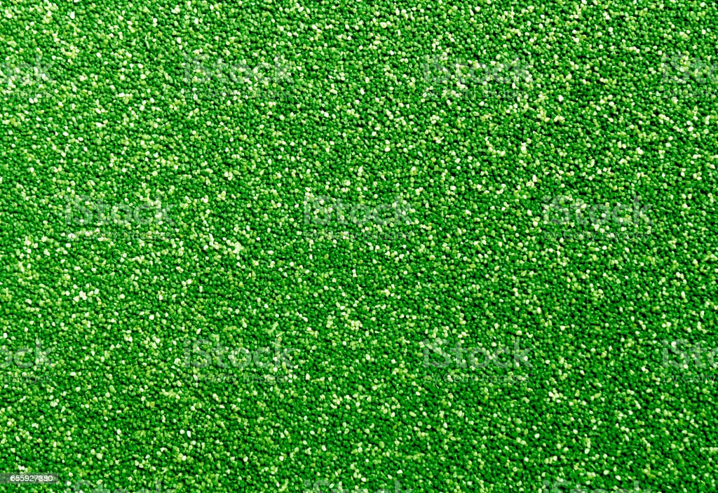 Green color wall covering stock photo