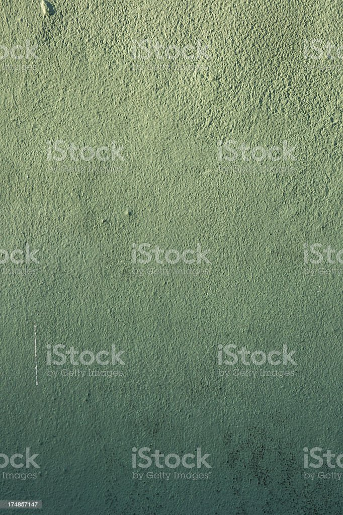 Green concrete background royalty-free stock photo