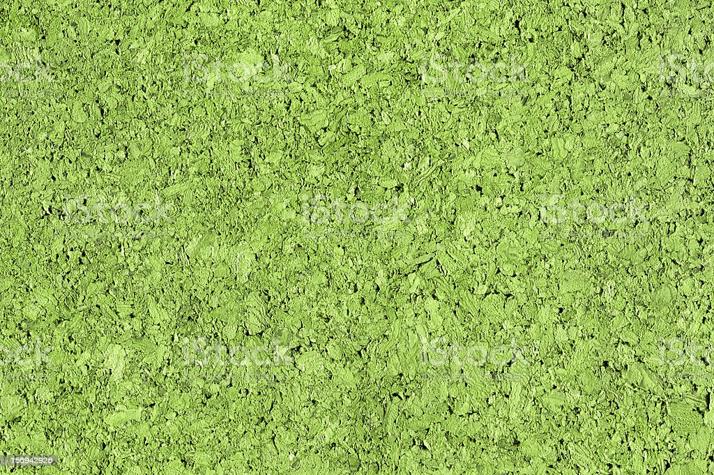 Green Cork texture (High resolution) (XXXL) stock photo