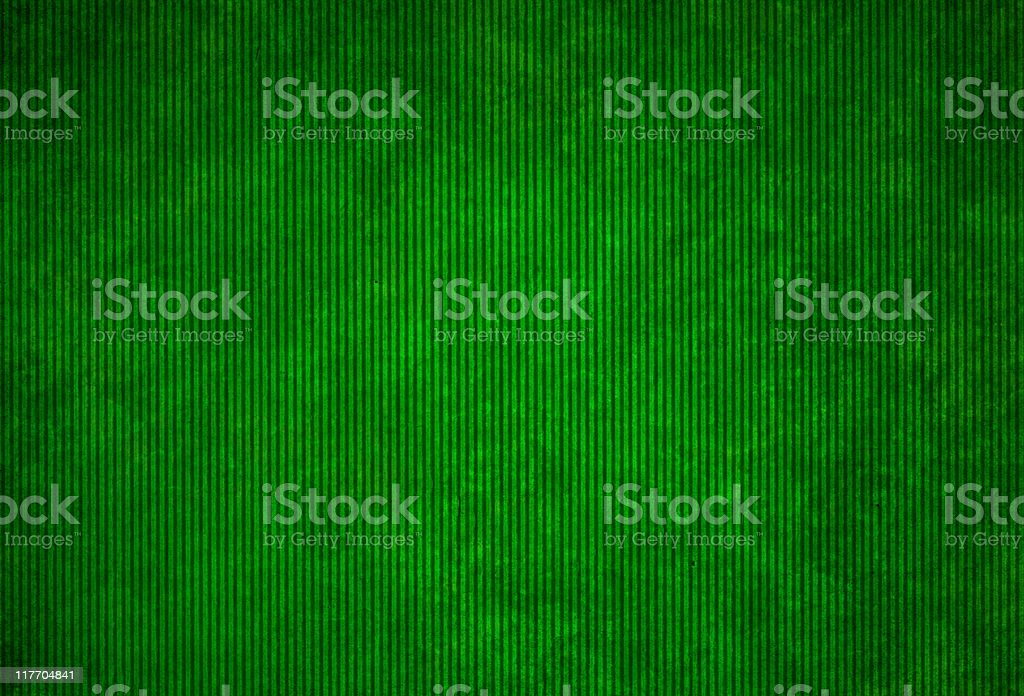 green corrugated background royalty-free stock photo