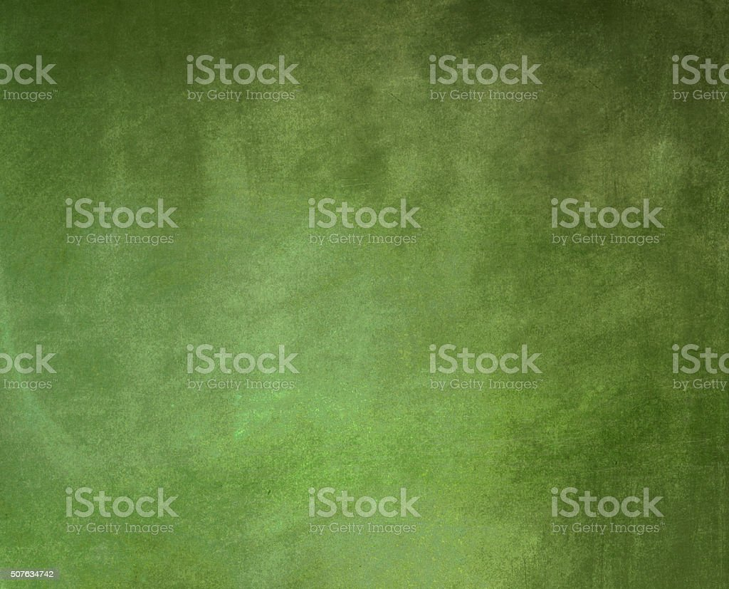 Green Distressed Textured Background stock photo