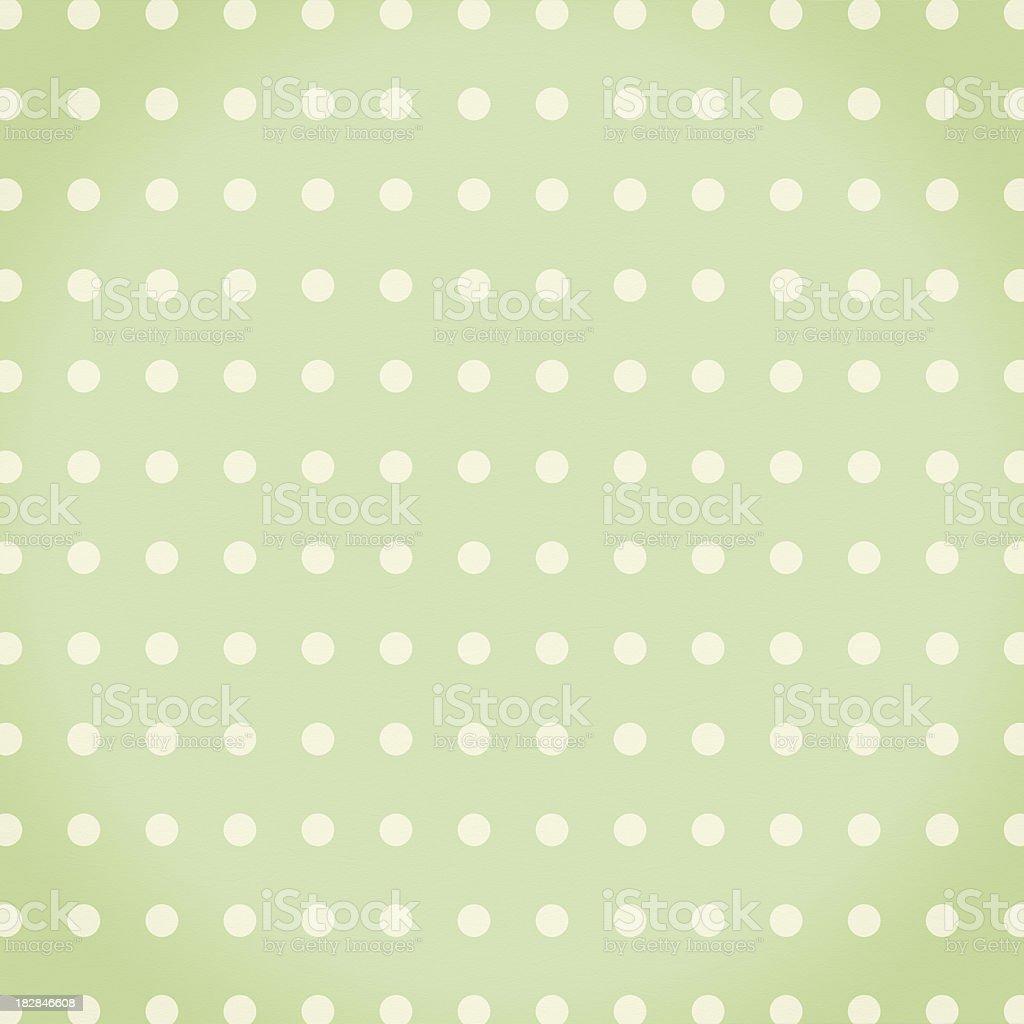 Green dot pattern royalty-free stock photo