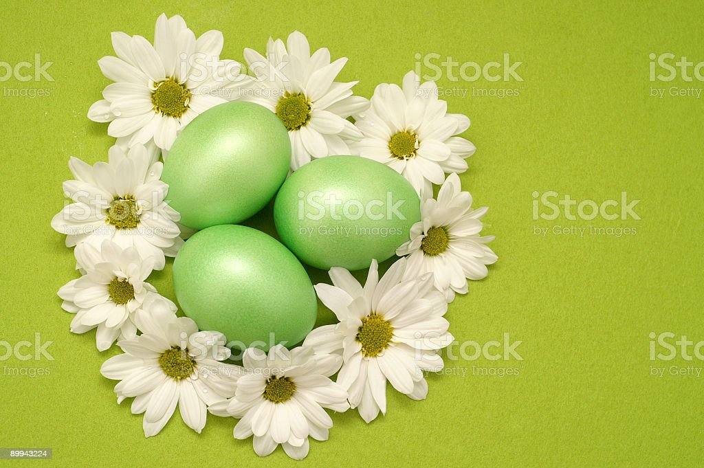 Green Easternest stock photo
