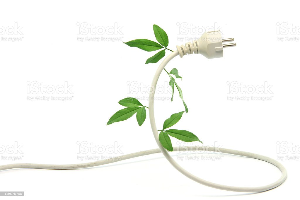 green energy ecological concepts royalty-free stock photo