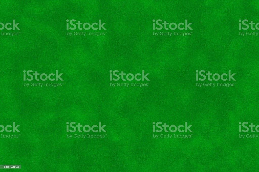 Green felt full frame texture stock photo