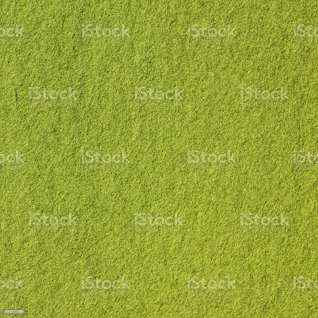 green felt texture stock photo