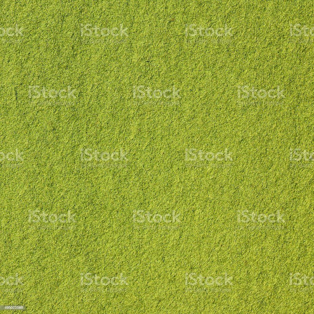 green felt texture stock photo