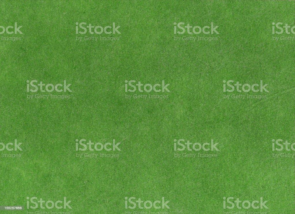 green felt XXXXL royalty-free stock photo