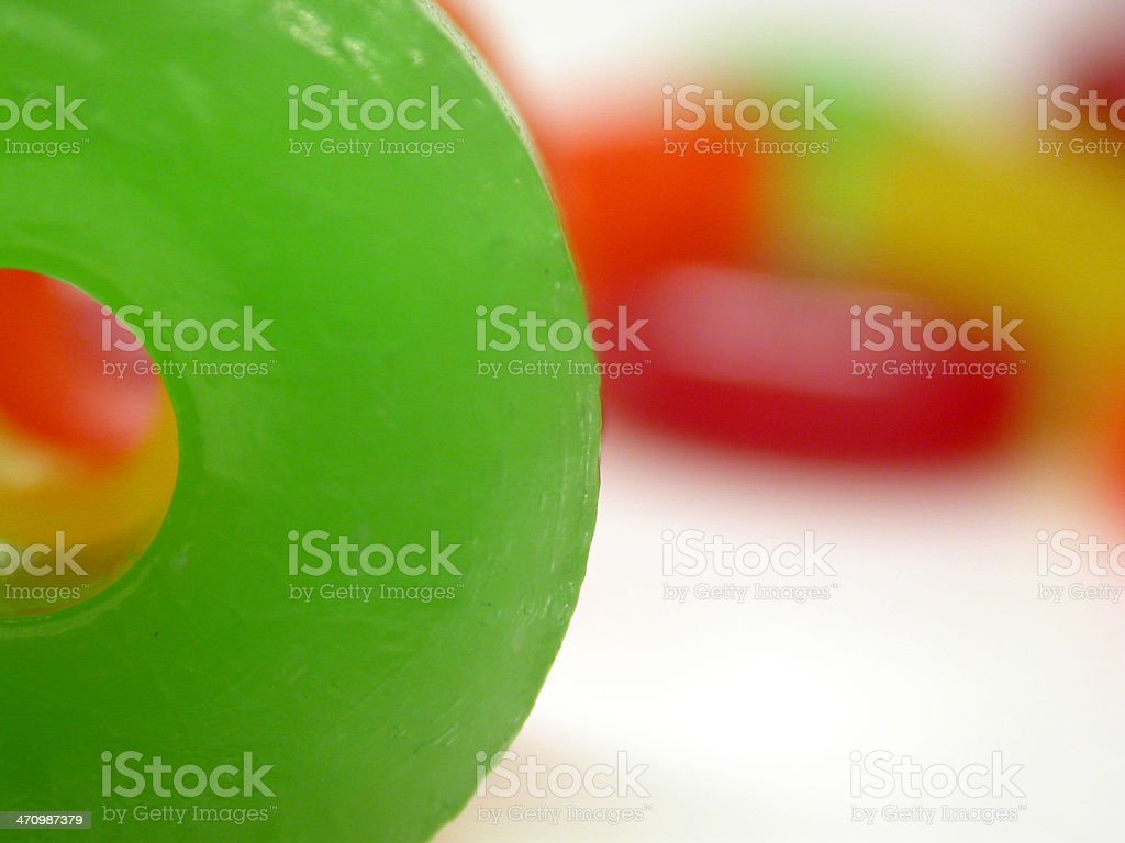 Green First royalty-free stock photo