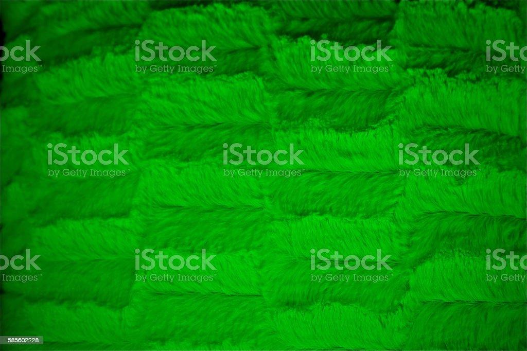 green fur animal straight hair skin background pattern cotton soft