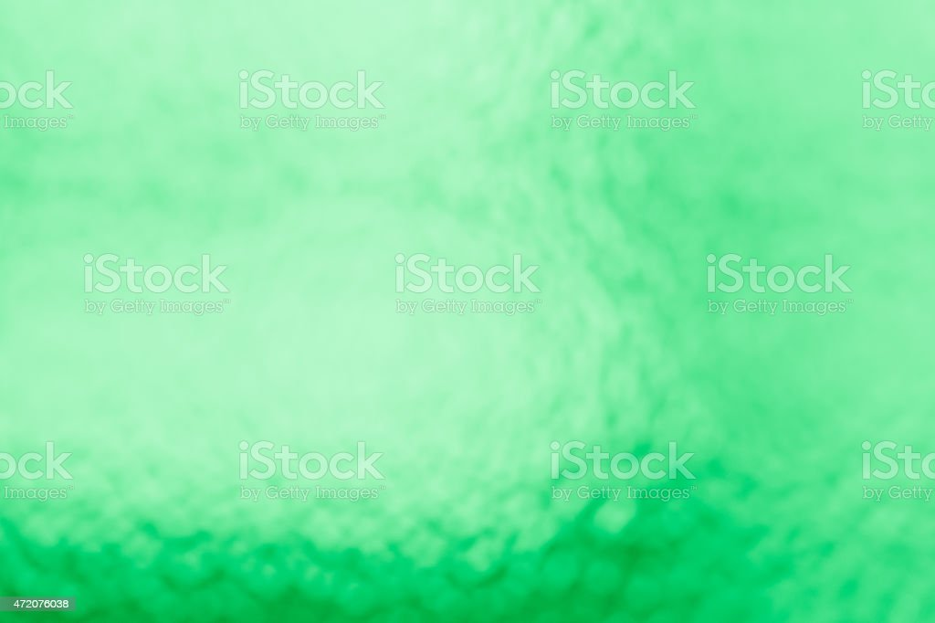 Green glass stock photo