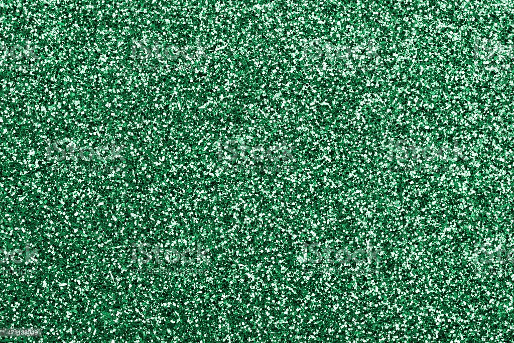 green glitter surface royalty-free stock photo