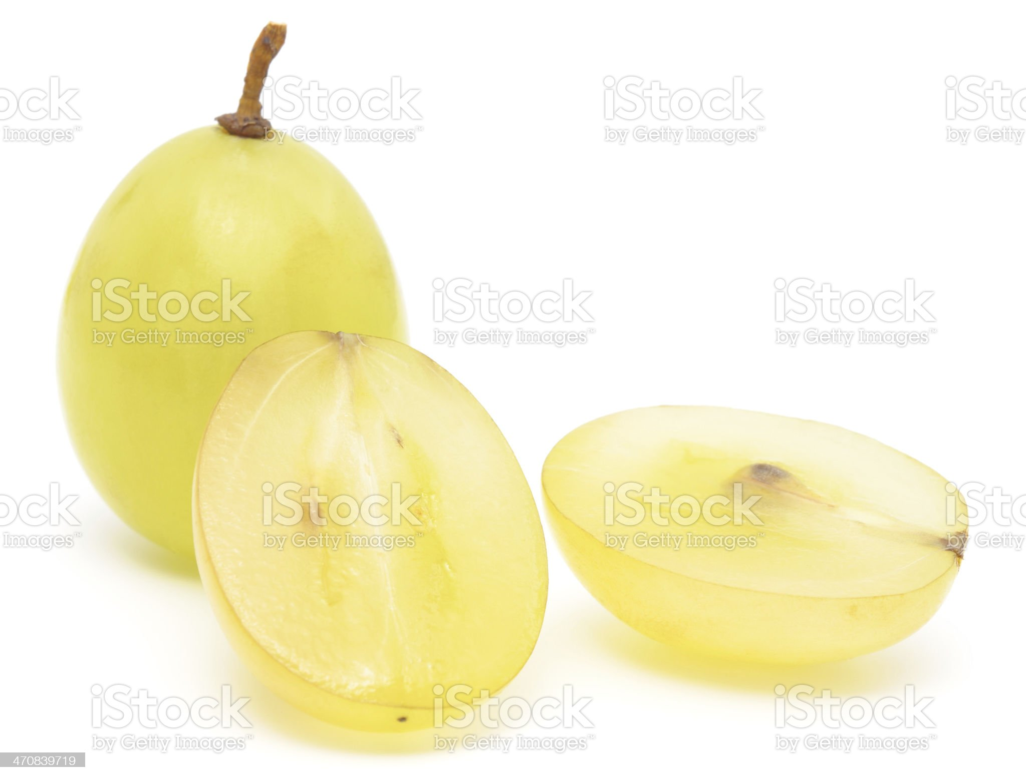 green grapes royalty-free stock photo