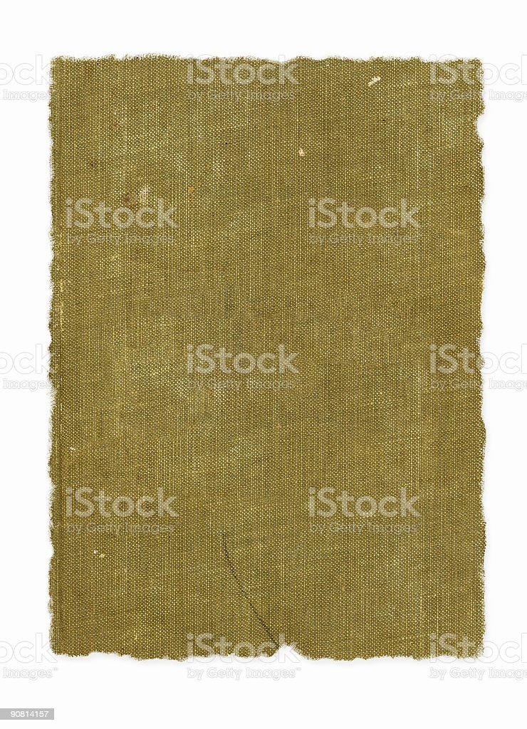 Green Grunge Material royalty-free stock photo