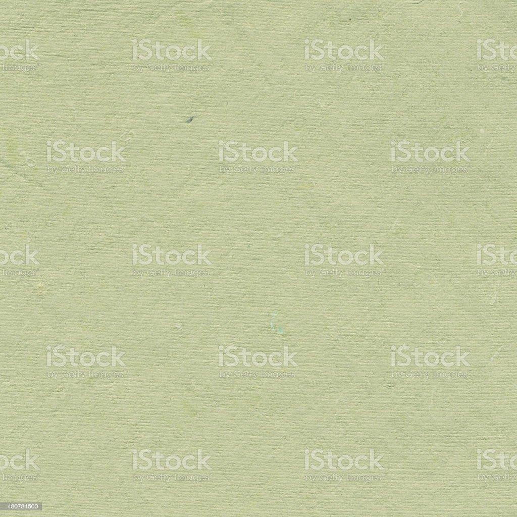 Green handmade paper stock photo