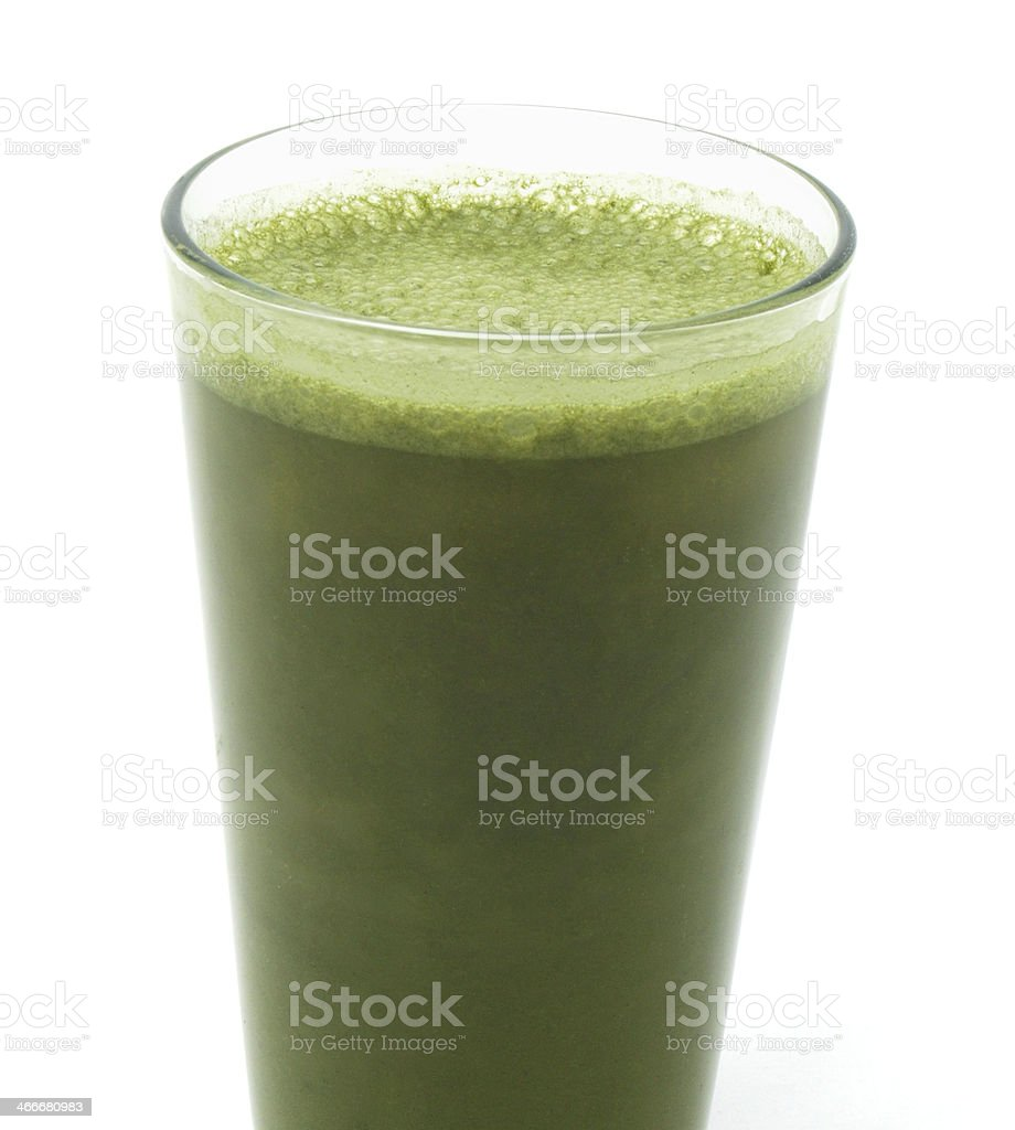 Green Health Drink royalty-free stock photo