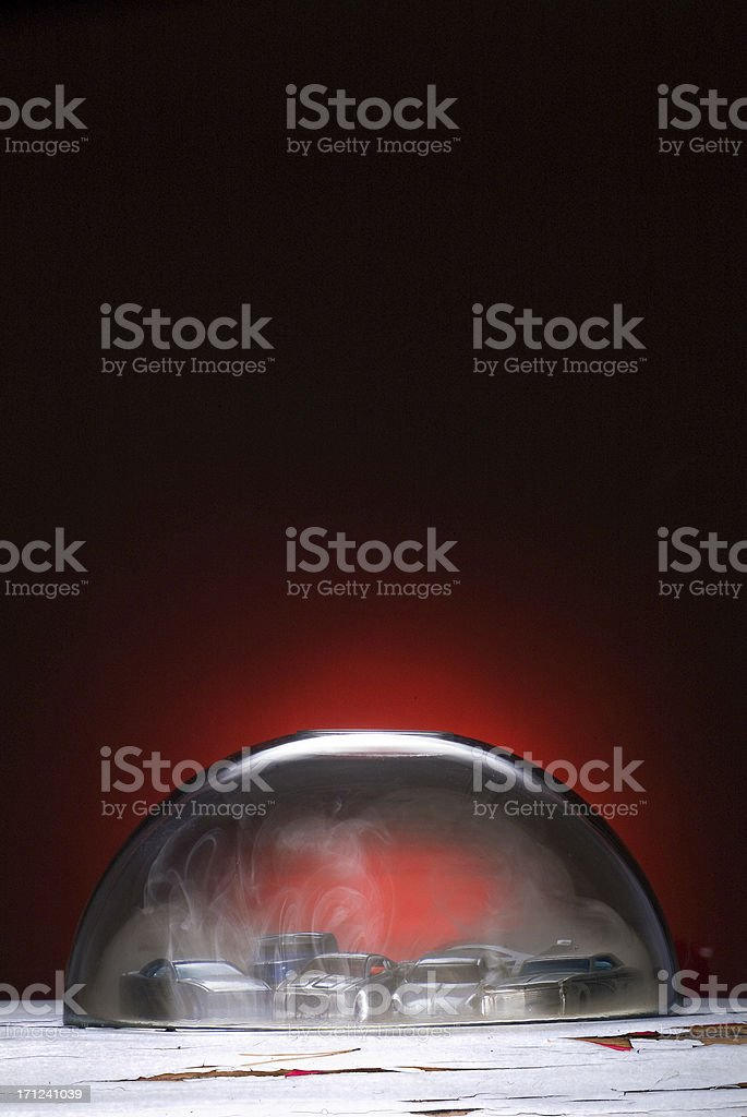 Green House Effect Serie royalty-free stock photo