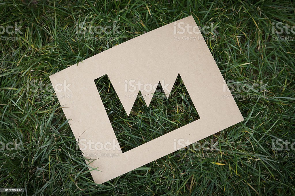 Green industry royalty-free stock photo