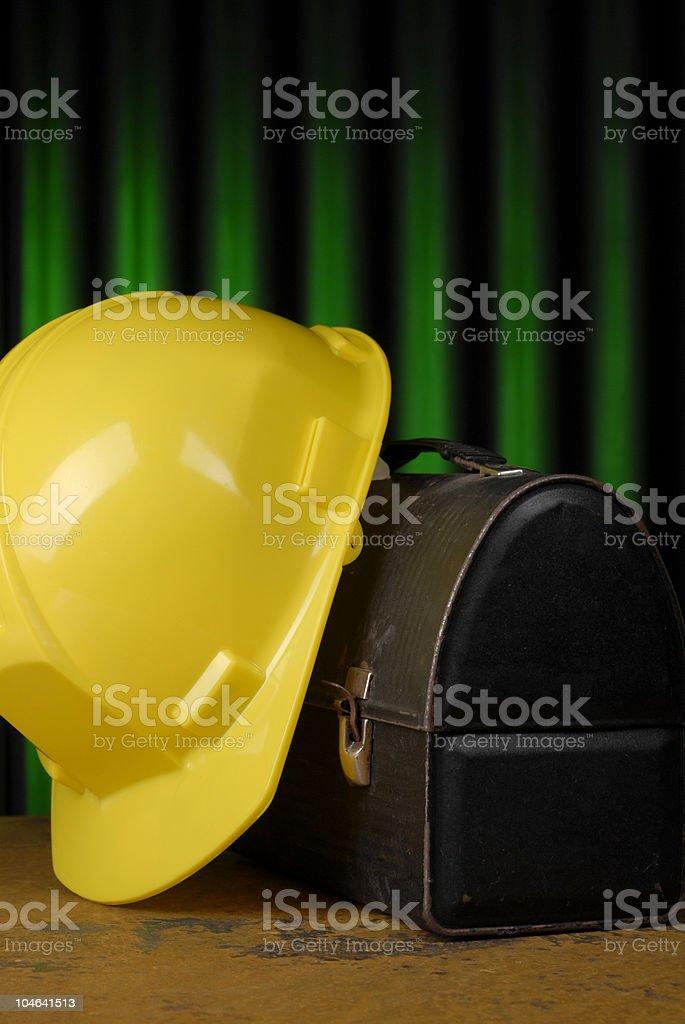 green jobs royalty-free stock photo