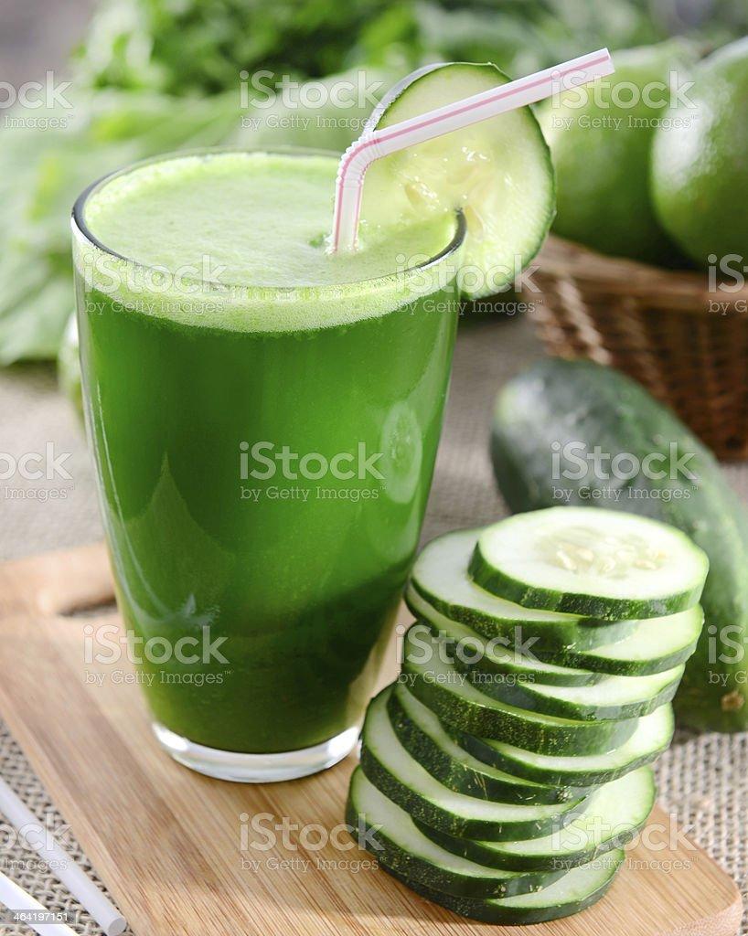 Green Juice stock photo