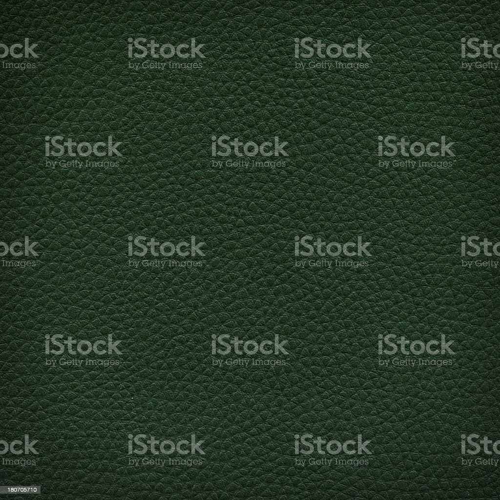 green leather background royalty-free stock photo