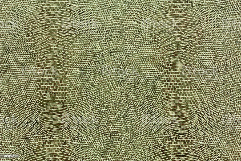green leather pattern, creative abstract design background photo stock photo