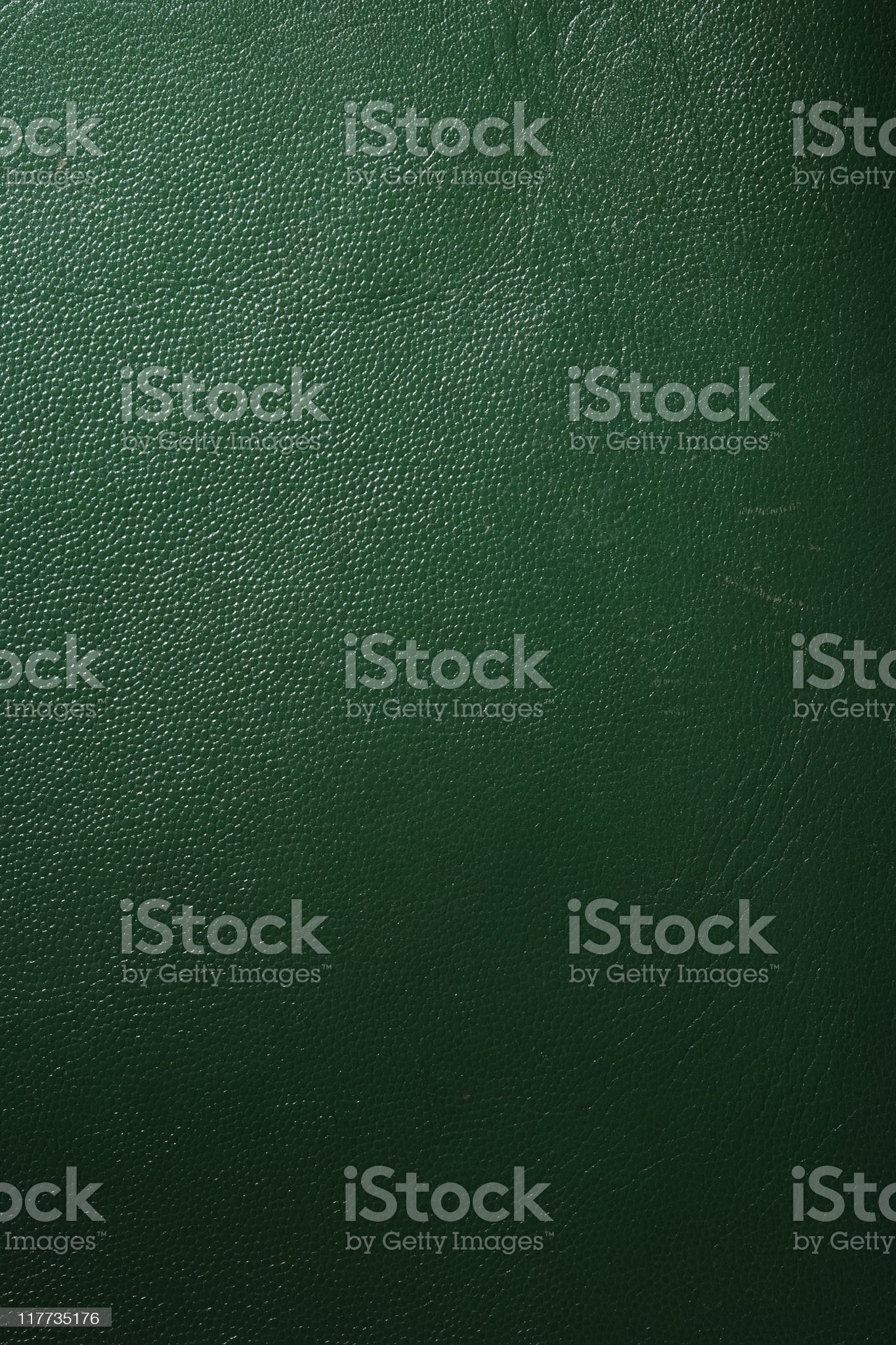 Green leather texture background royalty-free stock photo