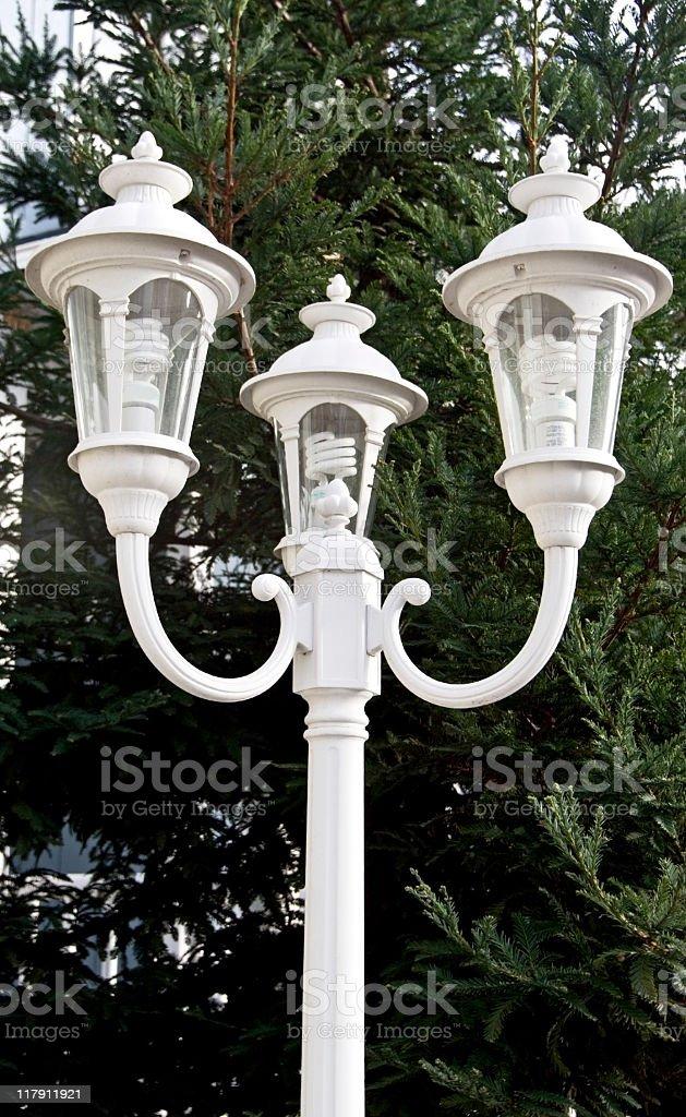 Green Lighting royalty-free stock photo