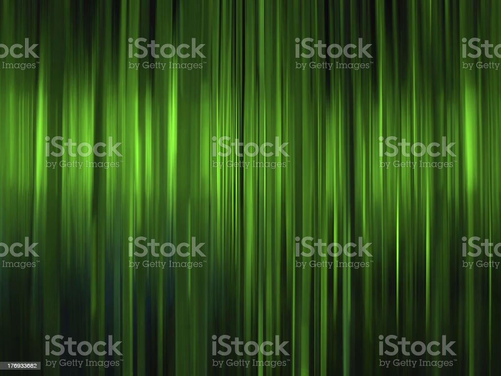 Green linear background royalty-free stock photo