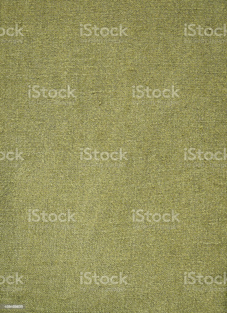 Green Linen background texture royalty-free stock photo