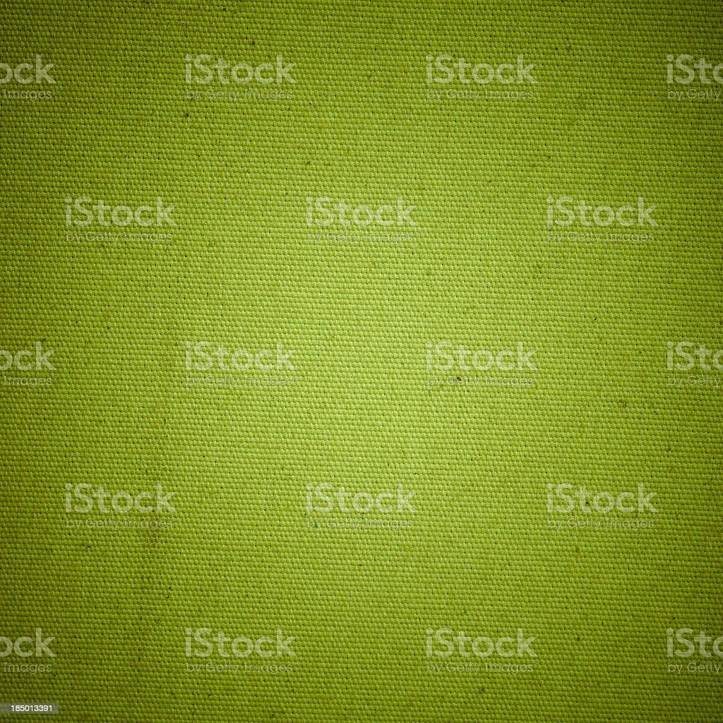 green linen canvas stock photo