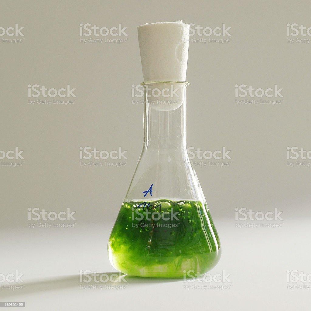 green liquids 3 royalty-free stock photo