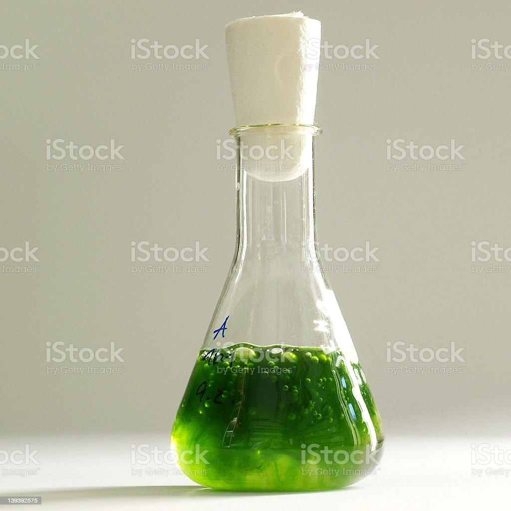 green liquids 4 royalty-free stock photo