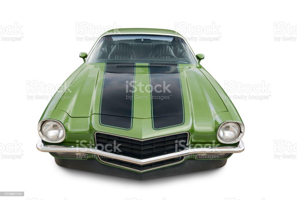 Green Machine stock photo