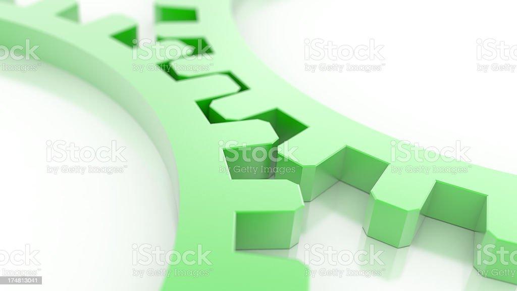 Green Machine royalty-free stock photo