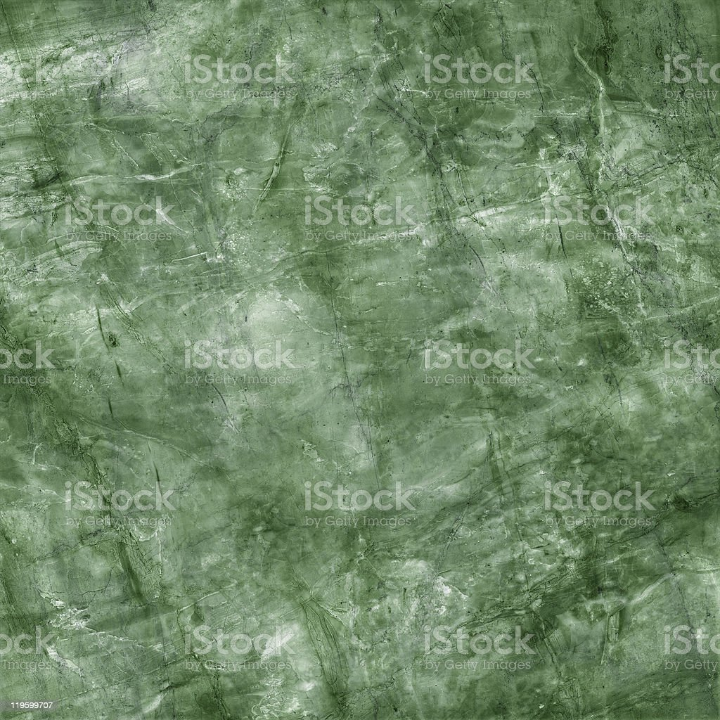 Green marble stock photo