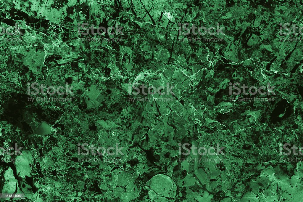 Green marble texture, detailed structure of marble in natural patterned. stock photo