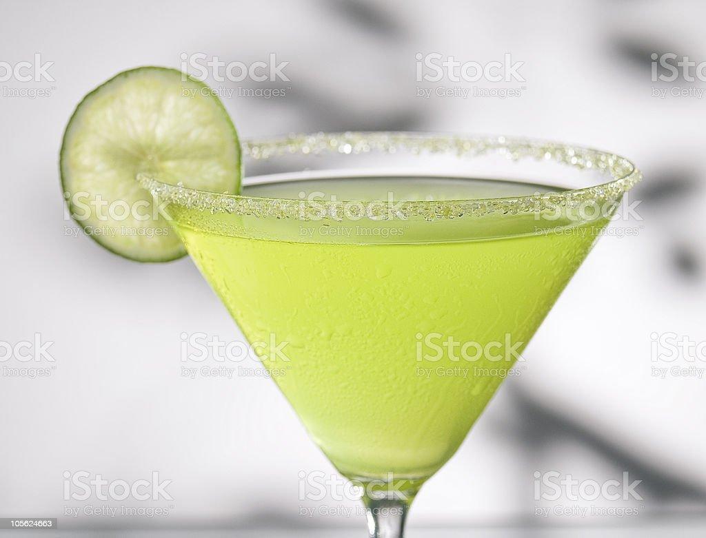 Verde margarita foto de stock libre de derechos