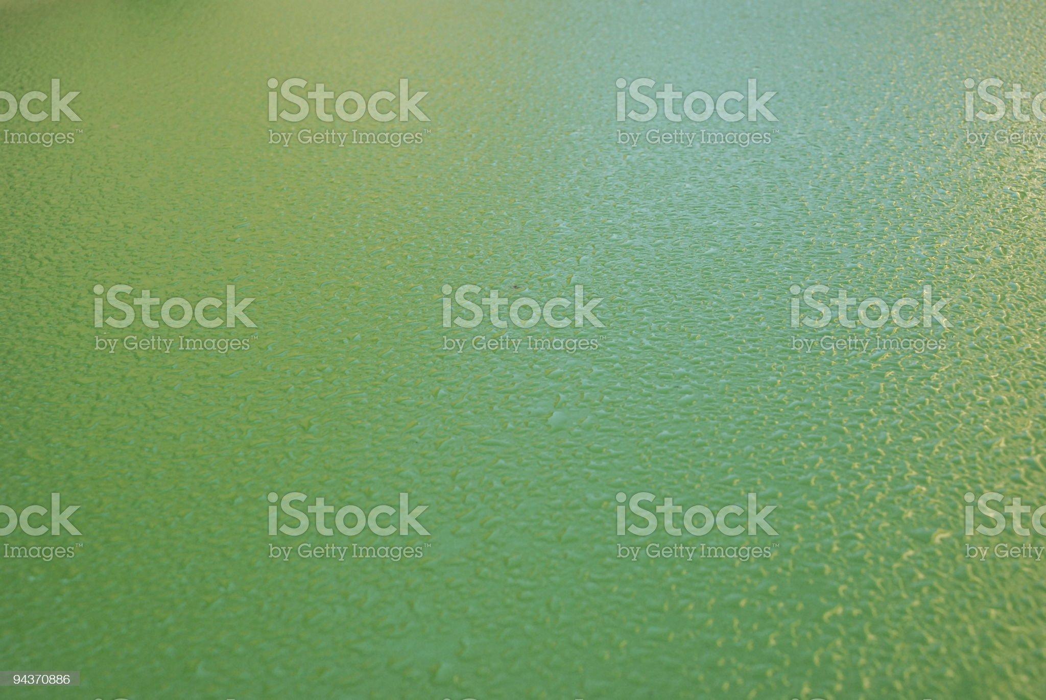 green metallic royalty-free stock photo