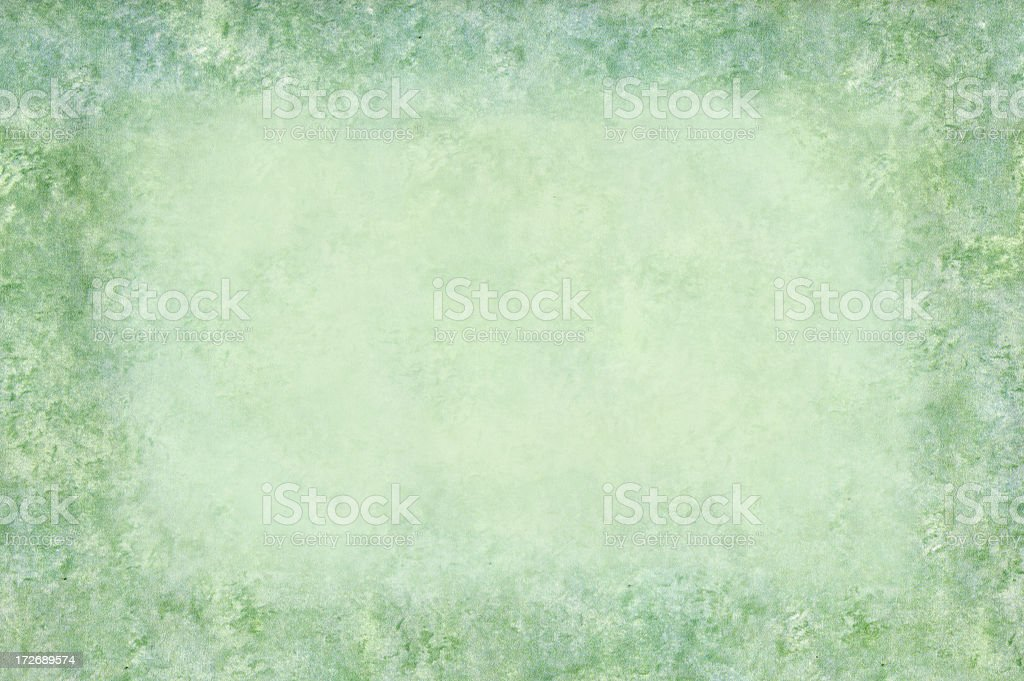 Green Mottled Background royalty-free stock photo