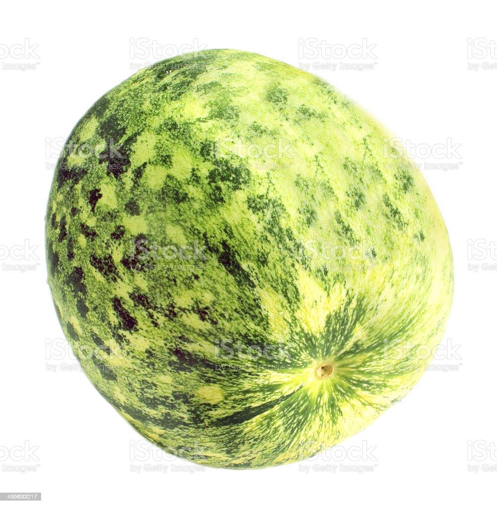 Vert Melon parfumé photo libre de droits